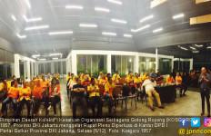 Kosgoro 1957 DKI Siap Dukung Airlangga jadi Ketum Golkar - JPNN.com