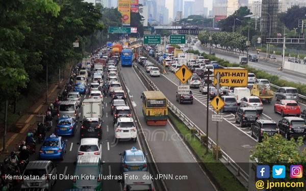 Catat Nih! Tilang Elektronik (e-Tilang) Tol dalam Kota Dirilis pada Oktober - JPNN.com