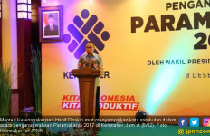Menaker: Produktivitas Naker Indonesia Terus Meningkat - JPNN.com