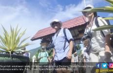 Rerata Waktu Menginap Wisman Lebih Lama Ketimbang Wisnus - JPNN.com