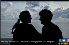 Banyak yang Patah Hati, Dimas Unggah Foto dengan Nadine - JPNN.com