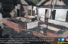 Rumah Terbakar, Empat Orang Tewas Terpanggang di Matim - JPNN.com