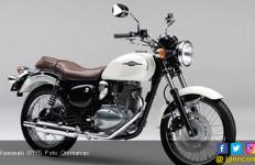 Kawasaki W175, Jawaban Kerinduan Penggemar Klasik Retro - JPNN.com