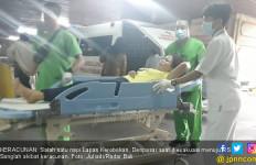 Santap Pecel, Tiga Napi Lapas Kerobokan Keracunan - JPNN.com