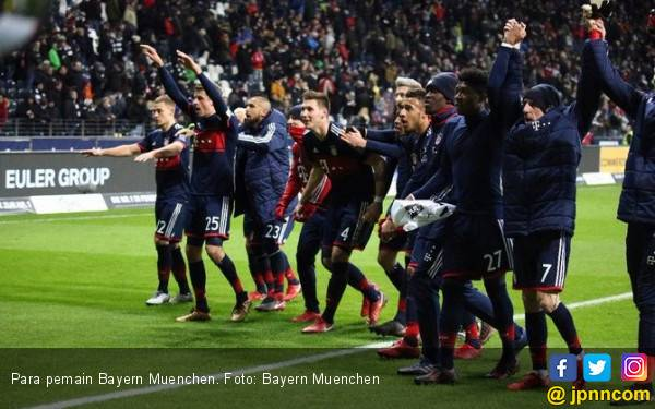 Muenchen Juara Paruh Musim, Tragedi Dortmund Berlanjut - JPNN.com