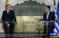 Kunjungan Tak Bersahabat Erdogan ke Yunani - JPNN.com