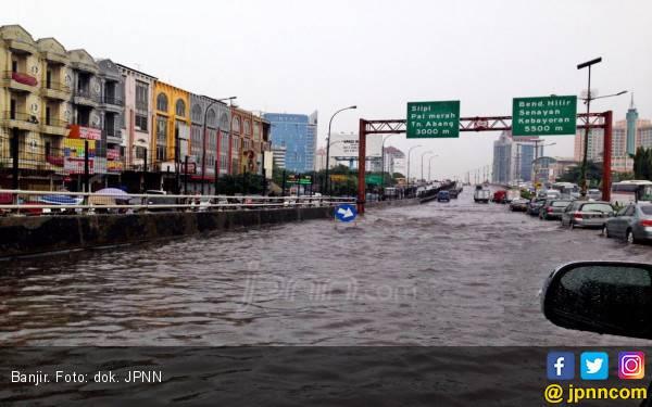 Anggaran Penanganan Banjir Capai Rp 4,5 Triliun - JPNN.com