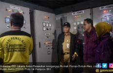 Banjir Mengancam, 10 Persen Pompa Air Jakarta Masih Rusak - JPNN.com