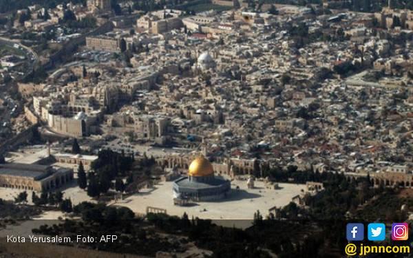 Status Yerusalem Mendesak untuk Ditentukan - JPNN.com
