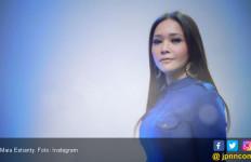 Maia Estianty Nangis - JPNN.com