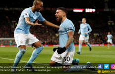 Ukir Rekor di Markas MU, Manchester City Juara Paruh Musim - JPNN.com
