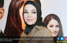 Dewi Sandra: Waktu itu Aku Lagi Protes-protesnya dengan Tuhan - JPNN.com