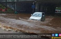 Dukuh Atas Banjir 1 Meter, Anies Sebut Genangan - JPNN.com
