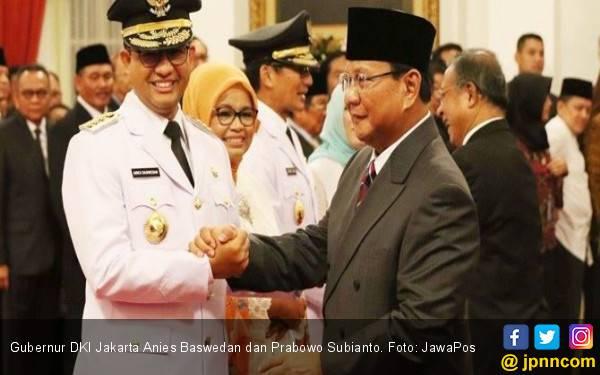 Anies Maju Pilpres 2019, FPI: Boleh Saja, Tergantung Prabowo - JPNN.com