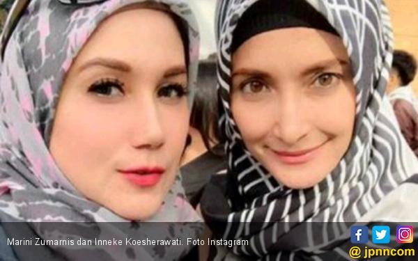 Gegara Ditangkap KPK, Inneke Koesherawati Batal Promo Buku - JPNN.com