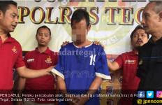 Sugiman Memang Keterlaluan, Tujuh Bocah Jadi Korban - JPNN.com
