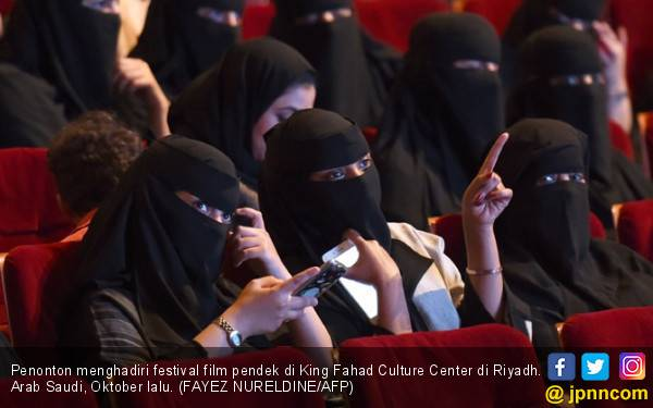 Alhamdulillah, Tak Ada Lagi Mendadak Janda di Arab Saudi - JPNN.com