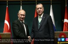 Rusia Sepakat Bantu Turki, Milisi Kurdi Makin Terdesak - JPNN.com