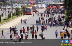 KLHK Akui Manfaat Car Free Day Bagi Kualitas Udara Jakarta - JPNN.com