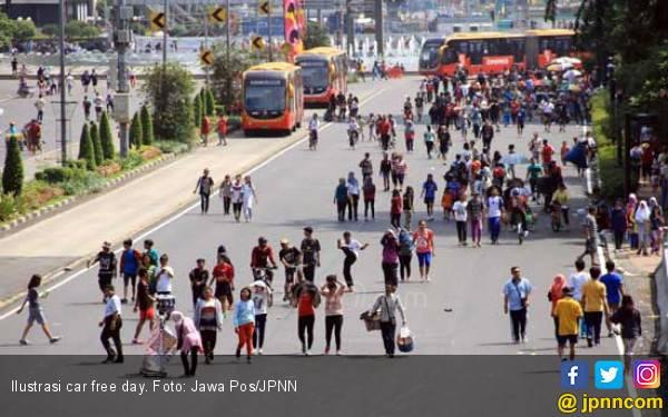 CFD Sudirman-Thamrin Ditiadakan Selama Musim Lebaran - JPNN.com