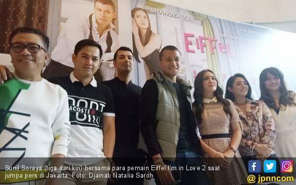 Film Eiffel I'm In Love 2 Tayang di Hari Kasih Sayang - JPNN.com