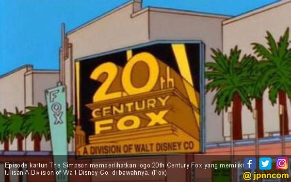 Disney Resmi Akuisisi Fox - JPNN.com
