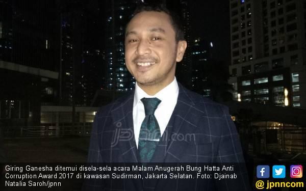 Jadi Caleg, Giring Tunggu Hasil Konkret - JPNN.com