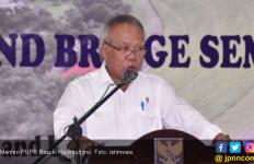 2019, Kementerian PUPR Targetkan Serap 2.542 Ton Aspal Karet - JPNN.com