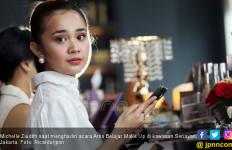 Michelle Ziudith Kapok Pacaran dengan Sesama Artis - JPNN.com