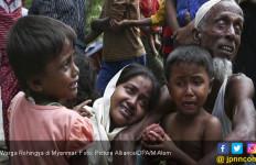 Bangladesh Kembali Buang Ribuan Muslim Rohingya ke Pulau Terpencil Rawan Badai - JPNN.com