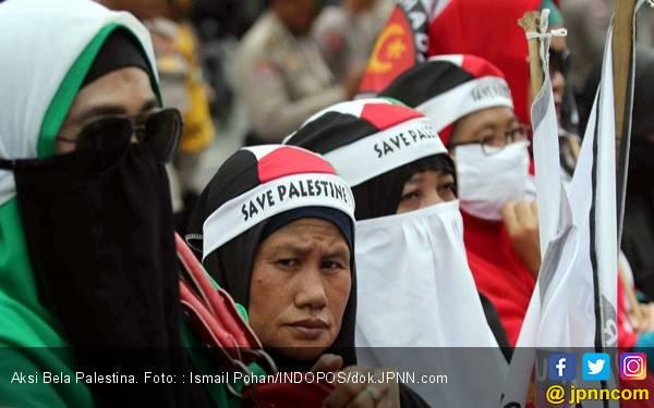 Bela Palestina, Indonesia Tepat Kecam Rencana Australia - JPNN.com