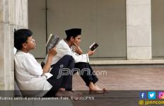 Gandeng Ponpes, Danone Aqua Tingkatkan Ekonomi Santri - JPNN.com