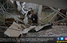Ratusan Bangunan Rusak Parah, Kantor Bupati Juga - JPNN.com