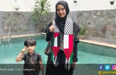 Ini Doa Ratna Galih untuk Palestina - JPNN.com