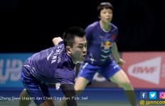 Back to Back! Zheng Siwei/Chen Qingchen Samai Rekor Legenda - JPNN.com