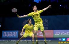 Dua Wakil Tuan Rumah jadi Unggulan 1 di Indonesia Masters - JPNN.com