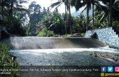 Cerdas! Petani Kombo Manfaatkan Sungai Jadi Sumber Irigasi - JPNN.com
