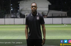 Gomez Ingin Duetkan Igbonefo dengan Jufriyanto - JPNN.com