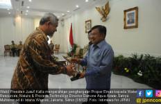 Danone Aqua Terima Penghargaan Proper Emas dari Jusuf Kalla - JPNN.com