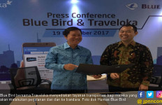 Blue Bird Gandeng Traveloka - JPNN.com