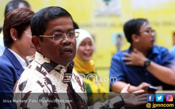 Oooh..Cuma Ini Alasan Jokowi Pilih Idrus Marham jadi Menteri - JPNN.com