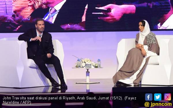 Pertama Kali, Aktor dan Rapper AS Manggung di Arab Saudi - JPNN.com