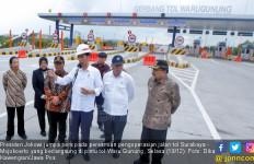 Tarif Tol Surabaya-Mojokerto Maksimal Rp 40 Ribu - JPNN.com