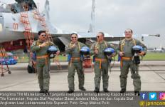 Panglima TNI Bikin Jenderal Tito Deg-Degan Terbang di Sukhoi - JPNN.com