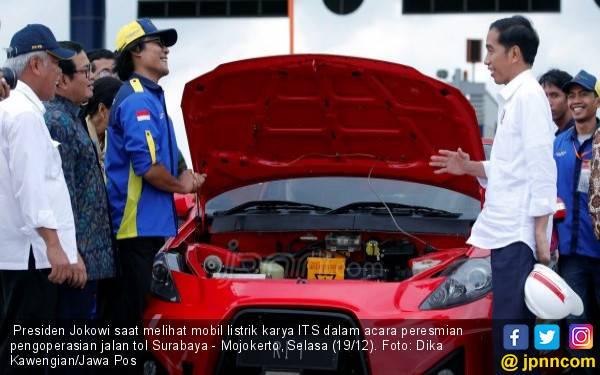 Pemerintah 'Merapat' ke Jepang, Ini Harapan Pemain Lokal Soal Mobil Listrik - JPNN.com