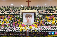 Hari Penuh Penghormatan untuk Jonghyun - JPNN.com