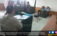 Terungkap Penyebab Sidang Cerai Gracia Indri-David Dipindah - JPNN.com