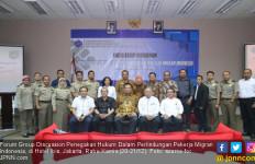 Penegakan Hukum Ketenagakerjaan Lindungi Pekerja Migran - JPNN.com