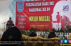 Menteri PPPA: UU PA Pertama Kali Diterapkan di Papua - JPNN.com