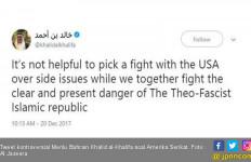 Negara Arab Ini Ogah Musuhi AS karena Urusan Sepele - JPNN.com